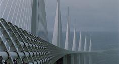 Viaduc de Millau, France 2