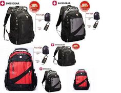 Faket Unisex Swissgear Backpack School Laptop Bag Travel Hiking Bag SA1418 Nylon (scheduled via http://www.tailwindapp.com?utm_source=pinterest&utm_medium=twpin&utm_content=post11882768&utm_campaign=scheduler_attribution)