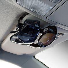 Auto Fastener & Clip Interior Accessories Auto Fastener Clip Rhinestone Diamond Car Sun Visor Glasses Sunglasses Folder Card Clip Storage Holder Accessories For Girls To Have A Long Historical Standing
