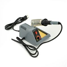 Variable Temperature Soldering Station. Absolutely the best iron we've found for under $19.99!