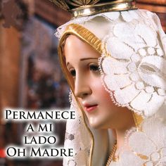 Santa María, Madre de Dios y Madre nuestra: Oración a la Virgen de Fátima