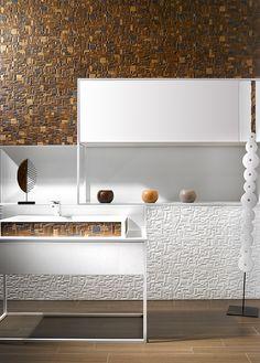 Textured Wall Covering Serie Jungle Bosco, de Aparici