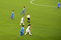 2018년 아시아축구련맹 녀자아시아컵경기대회 예선 2조경기 소식