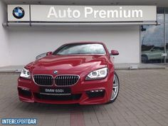 BMW Seria 6 640d xDrive Coupe M Sport Edition