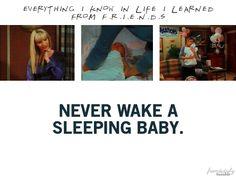 Very wise Phoebe Buffay