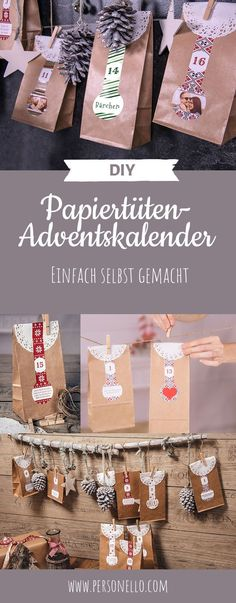 Advent calendar just do it yourself. Creative and sophistic… DIY advent calendar. Advent calendar just do it yourself. Creative and sophisticated … Diy Gifts For Men, Diy Father's Day Gifts, Diy For Men, Easy Diy Gifts, Father's Day Diy, Diy Christmas Gifts, Advent Calendar For Men, Homemade Advent Calendars, Diy Calendar