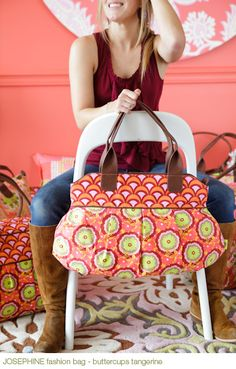 Amy Butler bags and luggage