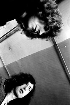 Robert Plant and Jimmy Page of Led Zeppelin Rock And Roll Bands, Rock N Roll, Great Bands, Cool Bands, Jazz, Page And Plant, Houses Of The Holy, John Bonham, Whole Lotta Love