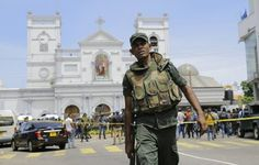 At least 138 people have been killed and nearly 500 wounded in near simultaneous blasts that rocked three churches and three hotels in Sri Lanka on Easter Sunday. Sri Lanka, Vladimir Putin, Donald Trump, St Anthony's, Shangri La Hotel, Island Nations, Army Soldier, Buddhist Temple, Kirchen