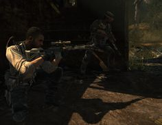 """Call of Duty: Modern Warfare 3 - Price and Soap / """"Back on the Grid"""""""