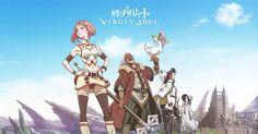 Shingeki no Bahamut - Virgin Soul 720P HEVC x265