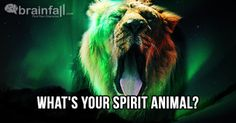 What's Your Spirit Animal? | BrainFall.com