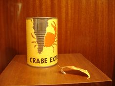 "How cool to put in a kid's room...""The Crab With the Golden Claws"""