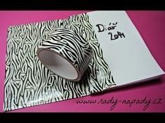 DIY Diář 2014 (diary 2014) - YouTube