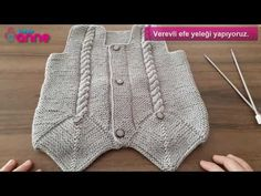 How to Crochet a Baby Vest – Easy Free Crochet Vest Pattern Hello friends, we have shared the video narration of the very beautiful and easily embroidered male baby vest pattern that comes voluntarily from you. The male baby manger has been seen on a Turkish YouTube channel and the channel name canimannetv is in … … Continue reading →