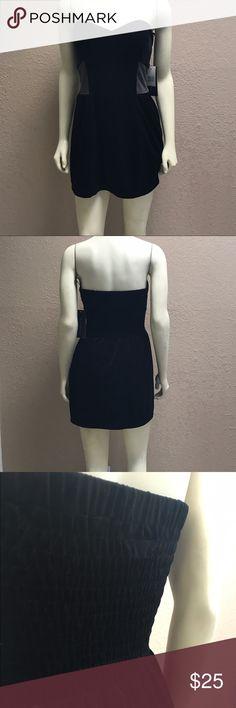 "NWT-little black dress-medium Lined Fabric polyester/spandex Center back to hem  22"" Bust 13"" Measurements taken with item laying flat Sean John Dresses Mini"