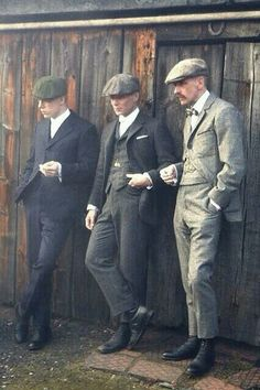John, Tommy, and Arthur Shelby