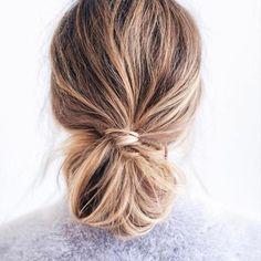 HAIR | Image via @katemonteith | #hair #inspiration #weddinghair #bridestyle #chosen #chosenbride #Regram via @chosenbyoneday