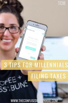 3 Tips to Make Filing Taxes Easy And Stress Free for Millennials - The confused millennial, millennial blog