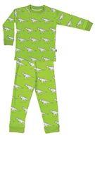 Ava and Luc T-Rex Dinosaur Print Pyjamas, Childrens Pyjamas, Cool Kids Clothes, T Rex, Pjs, Organic Cotton, Pajama Pants, Boutique, Cool Stuff, Fashion
