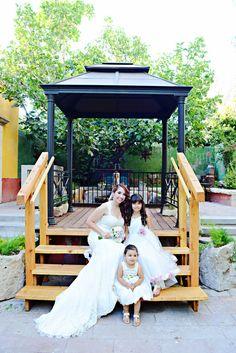 Hiram & Amneris Boojum Tree Wedding Photo By Leslie D Photography