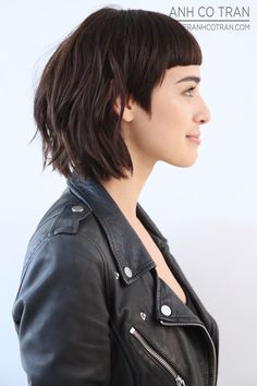Cabelo - Beauty, Make-up, Haare, etc. Hair Color And Cut, Haircut And Color, Medium Hair Styles, Short Hair Styles, Mullet Hairstyle, Pelo Pixie, Edgy Hair, Hair Blog, Great Hair