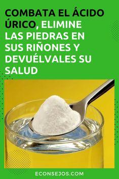 Cómo eliminar el acido urico