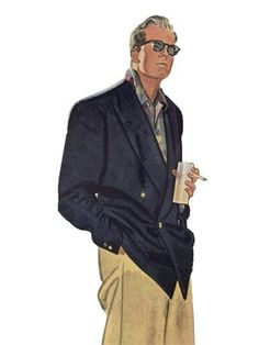Esquire history of clothing