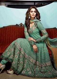 Islamic Summer Shalwar Kameez Women Dresses Collection 2014 (2)