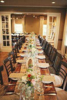Megan And Jeffreys Memphis Garden Wedding Reception At HomeWedding ReceptionsReception IdeasWedding