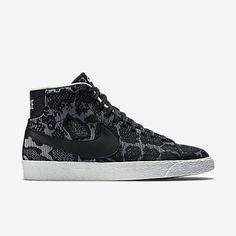 Femmes Nike Blazers Papier Peint Noir Et Blanc vente Nice wm9JU9xq