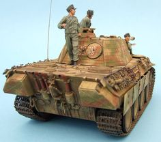 Panther Ausf.A by Philip Hyslop (Dragon 1/35)
