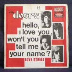Hello I love you-Doors & Touch Me (The Doors karaoke) .wmv - YouTube | The Doors | Pinterest ...