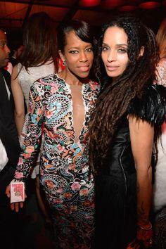 Regina King in Nicolas Jebranand Lisa Bonet Oscar Fashion, Love Fashion, Black Girls Rock, Black Girl Magic, Regina King, Lisa Bonet, African Models, Good Looking Women, Indian Beauty