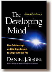 The Developing Mind: How Relationships and the Brain Interact to Shape Who We Are by Daniel J. Siegel (2nd edition).  Fascinating ideas from the field of interpersonal neurobiology that have implications for our family nursing interventions. #familynursing, #familyhealth, #familyhealing