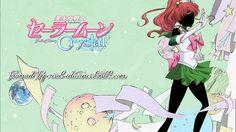 """Sailor Jupiter Titles Cards — erisol-ediciones """"★""""。*。"""