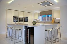 Sensational kitchen at Forge View, Sheffield