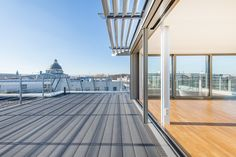 Lehel: Spektakuläre 4-Zimmer-Penthouse-Wohnung mit ca. 54 m² großer Dachterrasse und grandiosem Blick Details: http://www.riedel-immobilien.de/objekt/3283