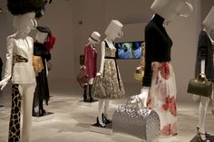 LOUIS VUITTON: THE ART OF FASHION EXHIBITION CURATED BY KATIE GRAND