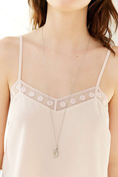 Kimchi Blue Laci Cami - Urban Outfitters