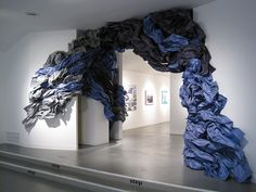 Olga Lah - For the Land, 2011, Paper