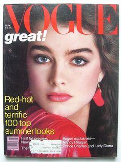 Vogue magazine May 1981