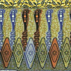 African Art textile