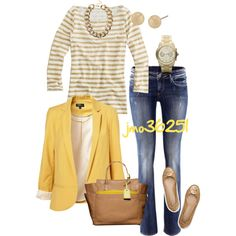 A fashion look from February 2013 featuring J.Crew t-shirts, H&M jeans and Tory Burch flats. Browse and shop related looks.
