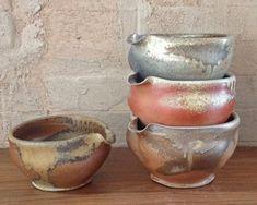 batter bowls, stacked. Tara Wilson.