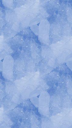 Crystal blue | Wallpaper