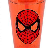 Spiderman Tumbler, Personalized Tumbler, Comic Tumbler, Party Favors, Custom Spiderman Tumbler by ChickenCoopGifts on Etsy