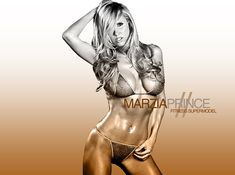 interview with marzia prince, fitness model, including her sample meal plan - she's vegan!
