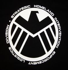 Amazon.com: Agents of S.H.I.E.L.D. SHIELD T-Shirt Night Merchandise Avengers T-Shirt: Clothing