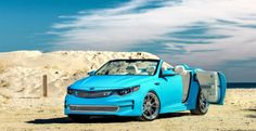 Kia Doesn't Have a Convertible Because of China's Air Pollution Problem